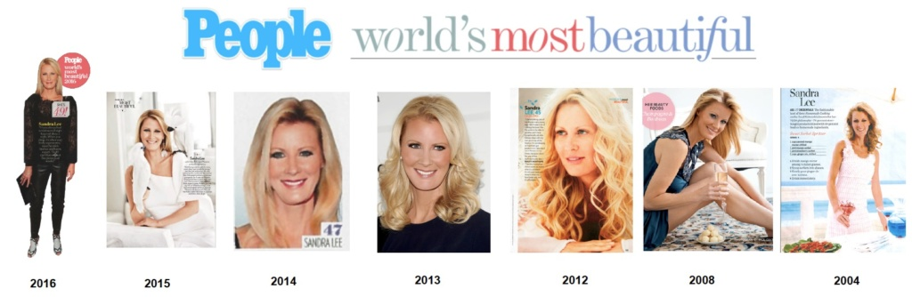 Sandra Lee in the Media