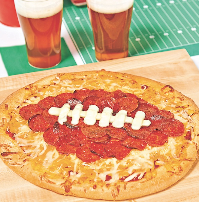 end zone pizza