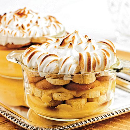 how to make meringue for banana pudding