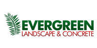 Website for Evergreen Landscape & Concrete