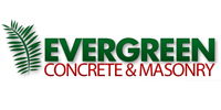 Website for Evergreen Landscape & Concrete