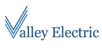 Website for Valley Electric