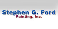 Website for Stephen G. Ford Painting, Inc.