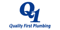 Website for Quality First Plumbing