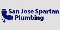 Website for San Jose Spartan Plumbing
