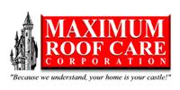 Website for Maximum Roof Care Corporation
