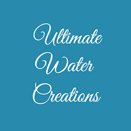 Website for Ultimate Water Creations, Inc.