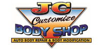 Website for JC Customize Body Shop