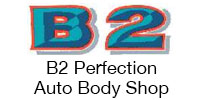 Website for B2 Perfection Auto Body