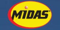 Website for Midas Auto Service Experts
