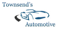 Website for Townsend's Automotive