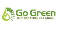 Website for Go Green Restoration Cleaning
