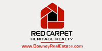 Website for Red Carpet Heritage Realty