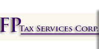 Website for JP Tax Services
