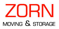 Website for Zorn Moving & Storage