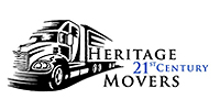 Website for Heritage 21st Century Movers