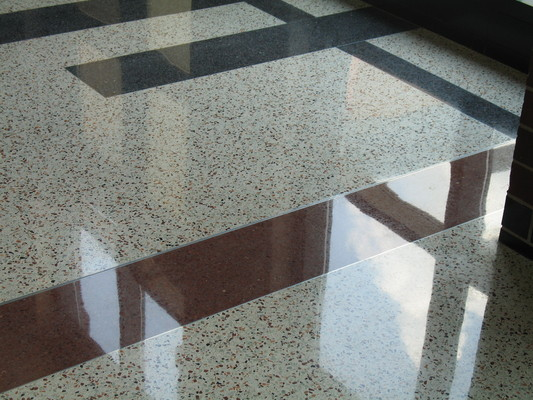 cutting and sanding glass tile