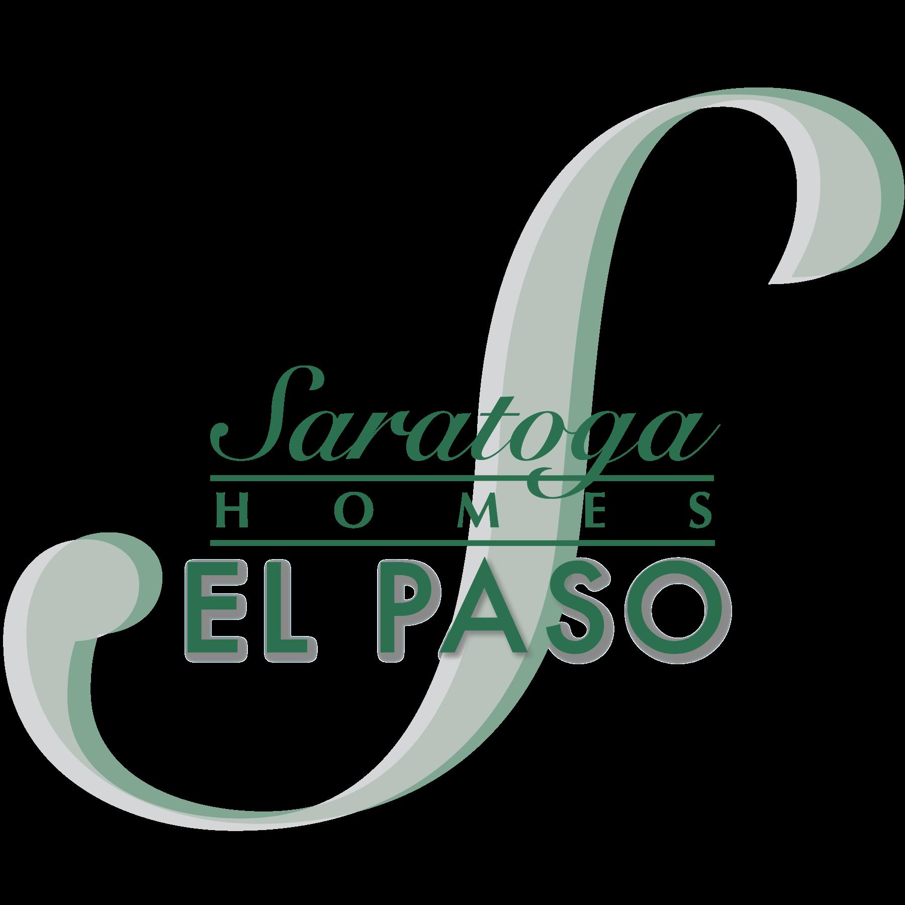 el paso communities and floor plans saratoga homes el paso