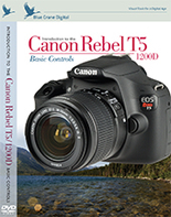 Introduction to the Canon T5/1200D