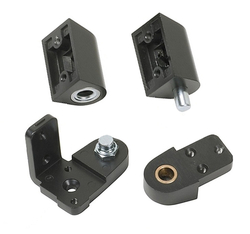 Pitco Style Commercial Door Pivot Set