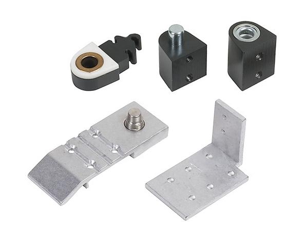 Aluminum Door Pivots : Aluminum door commercial pivots