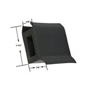 Commercial Aluminum Corner Plug