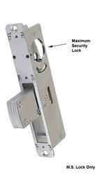 Maximum Security Lock