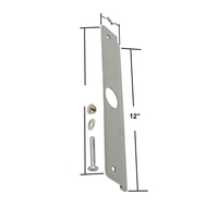 "Security 12"" Latch Lock Protector"