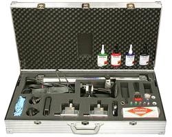 Bohle Professional Kit with VERIFIX Fixation Device and UV Lamp