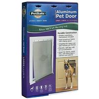 Deluxe Series Pet Door For Dogs Up To 200 lbs.