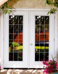 Garden Doors Photo Gallery