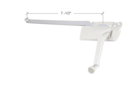 """Truth Hardware Surface Mount Casement Window Operator With 7-1/2"""" Arm"""