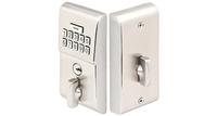 Emtek Modern Style Brass Electronic Keypad Deadbolt Lockset