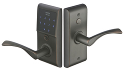 Emtek EMTouch™ Brass Keypad Leverset