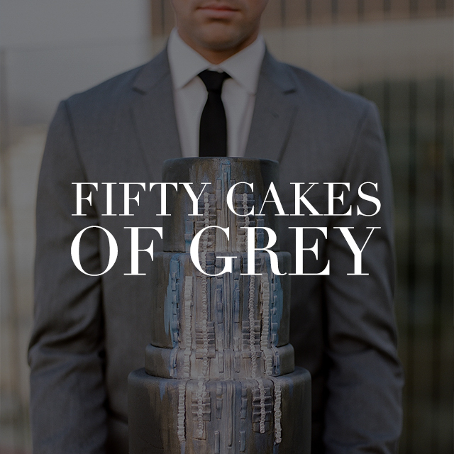 50 Cakes Of Grey Showcase