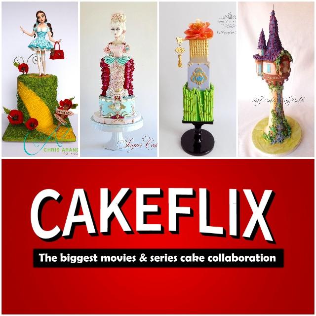 Cake Flix Hero