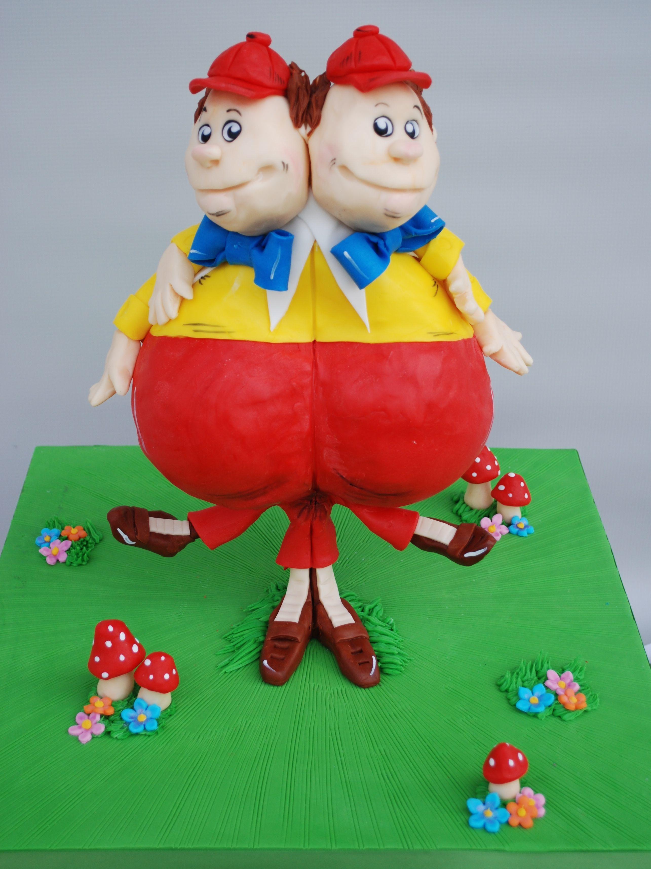 Tweedle Dee & Tweedle Dum
