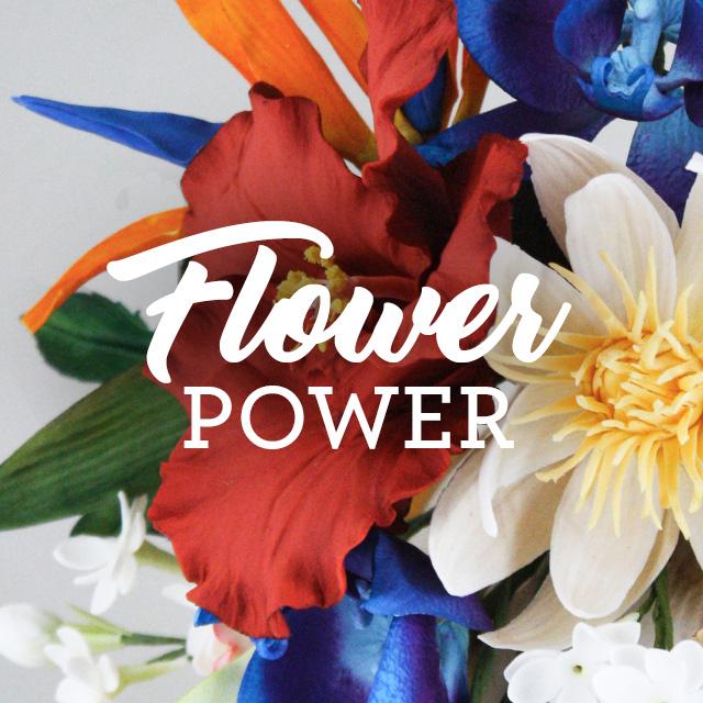 Flower Power Hero