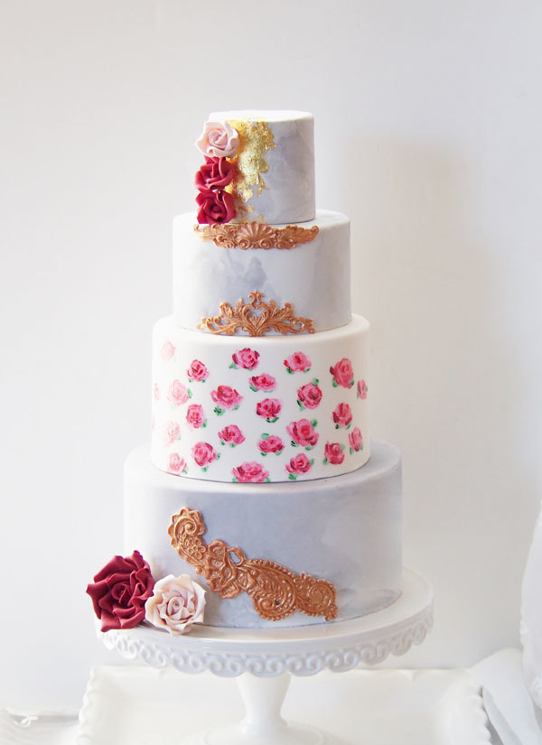 Showcase - Cake as Canvas - Christina