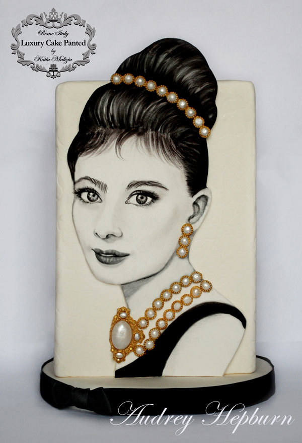 Showcase - Cake as Canvas - Katia