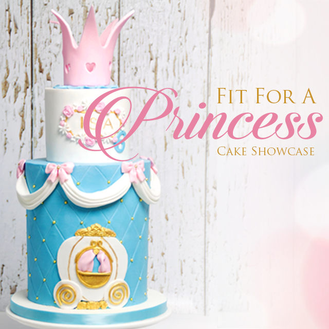 Showcase - Fit to Be A Princess