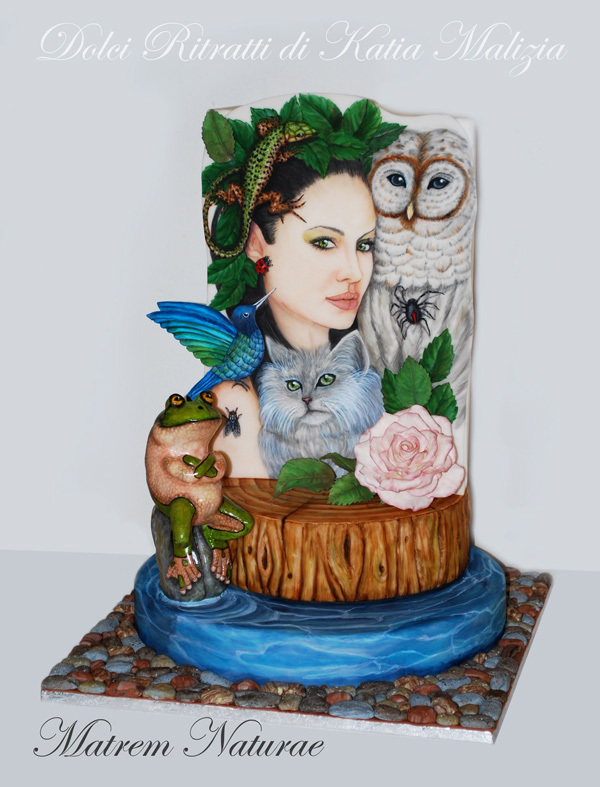 Showcase - cake as Canvas - Katia 1