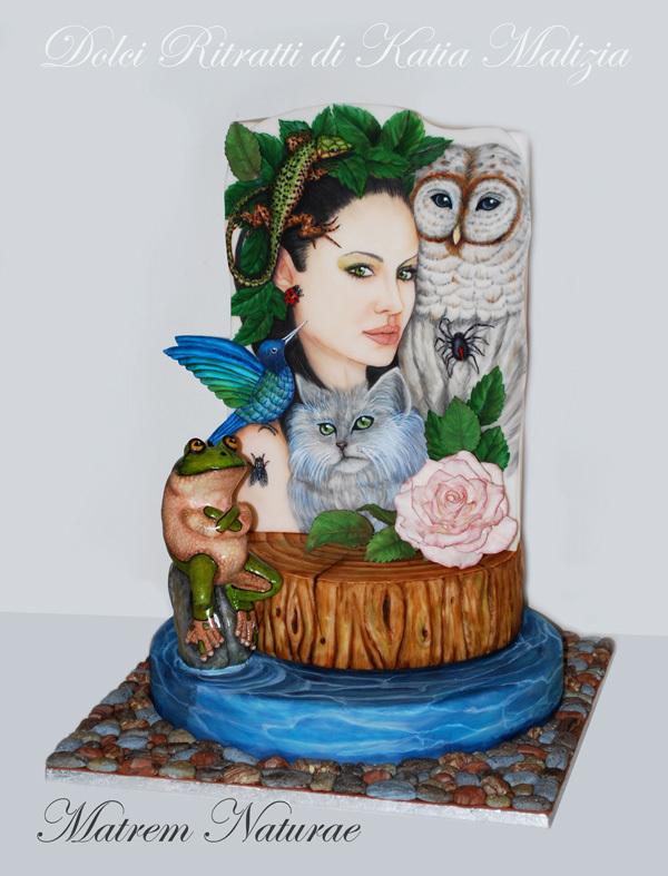 Showcase - cake as Canvas - Katia 1