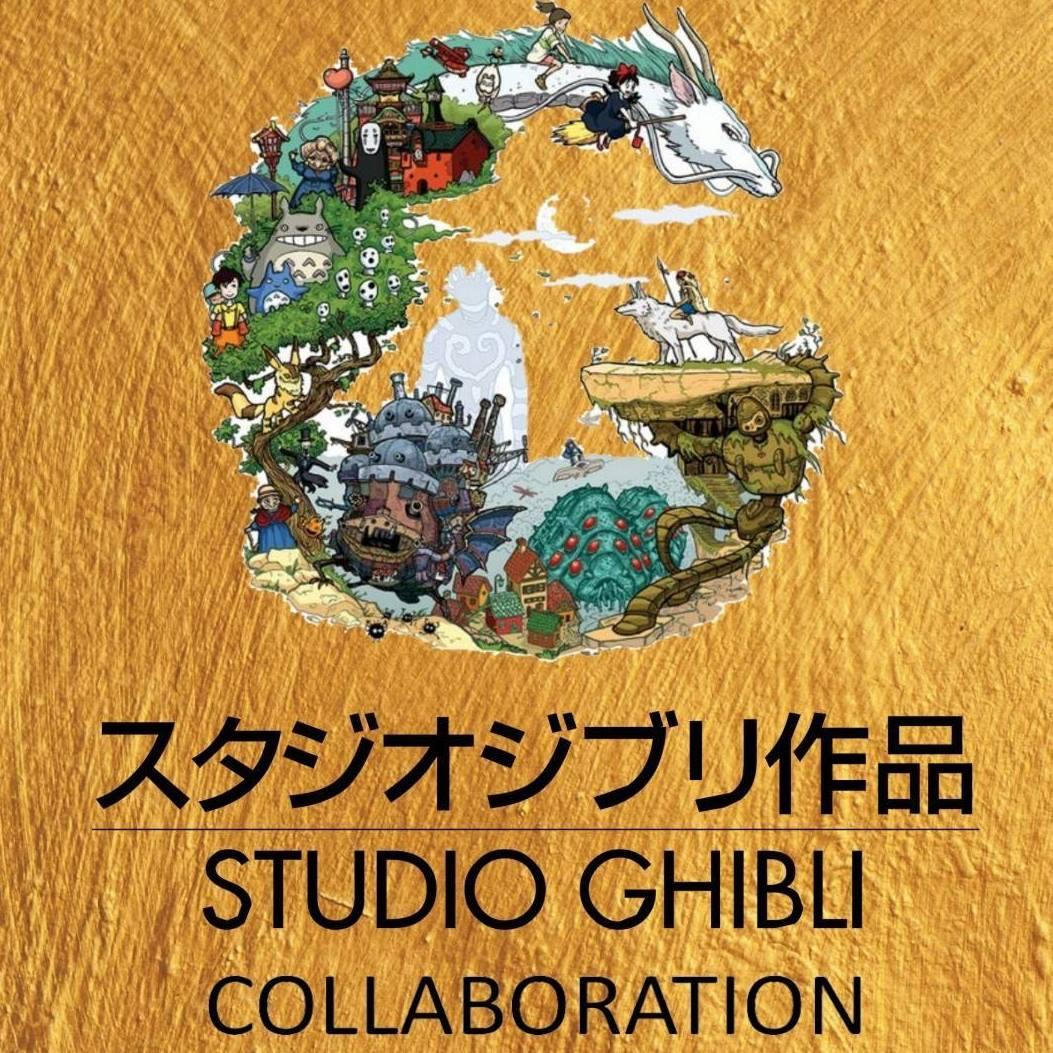 Studio Ghibli Cake Collaboration
