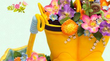 Spring Showcase: Cakes in Bloom