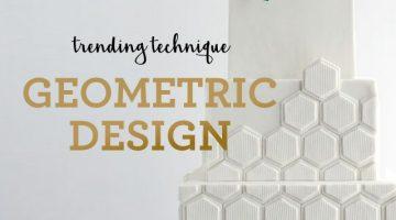 Technique Showcase: Geometric Cakes