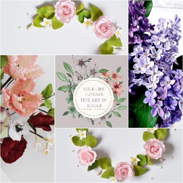 Satin Ice Blog Still Life Florals Collaboration 2018