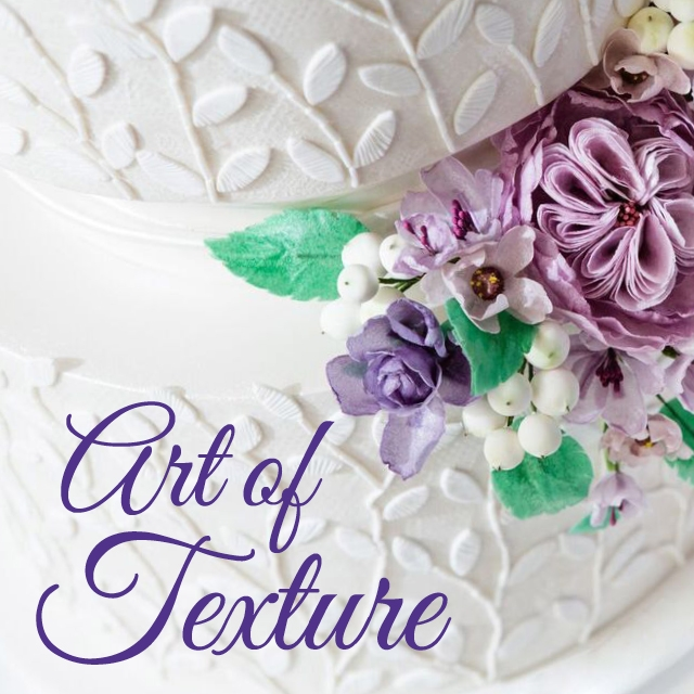 Satin Ice Showcase April Art of Texture Part 1