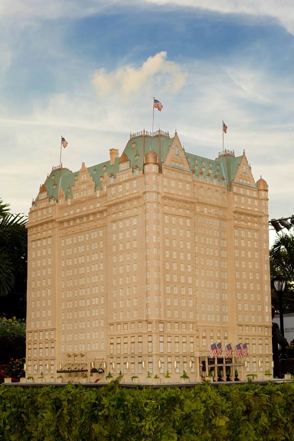 Plaza Hotel Cake