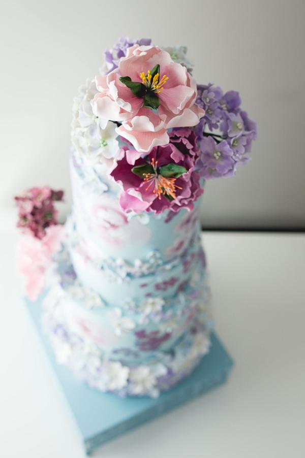 Baby Blue wedding